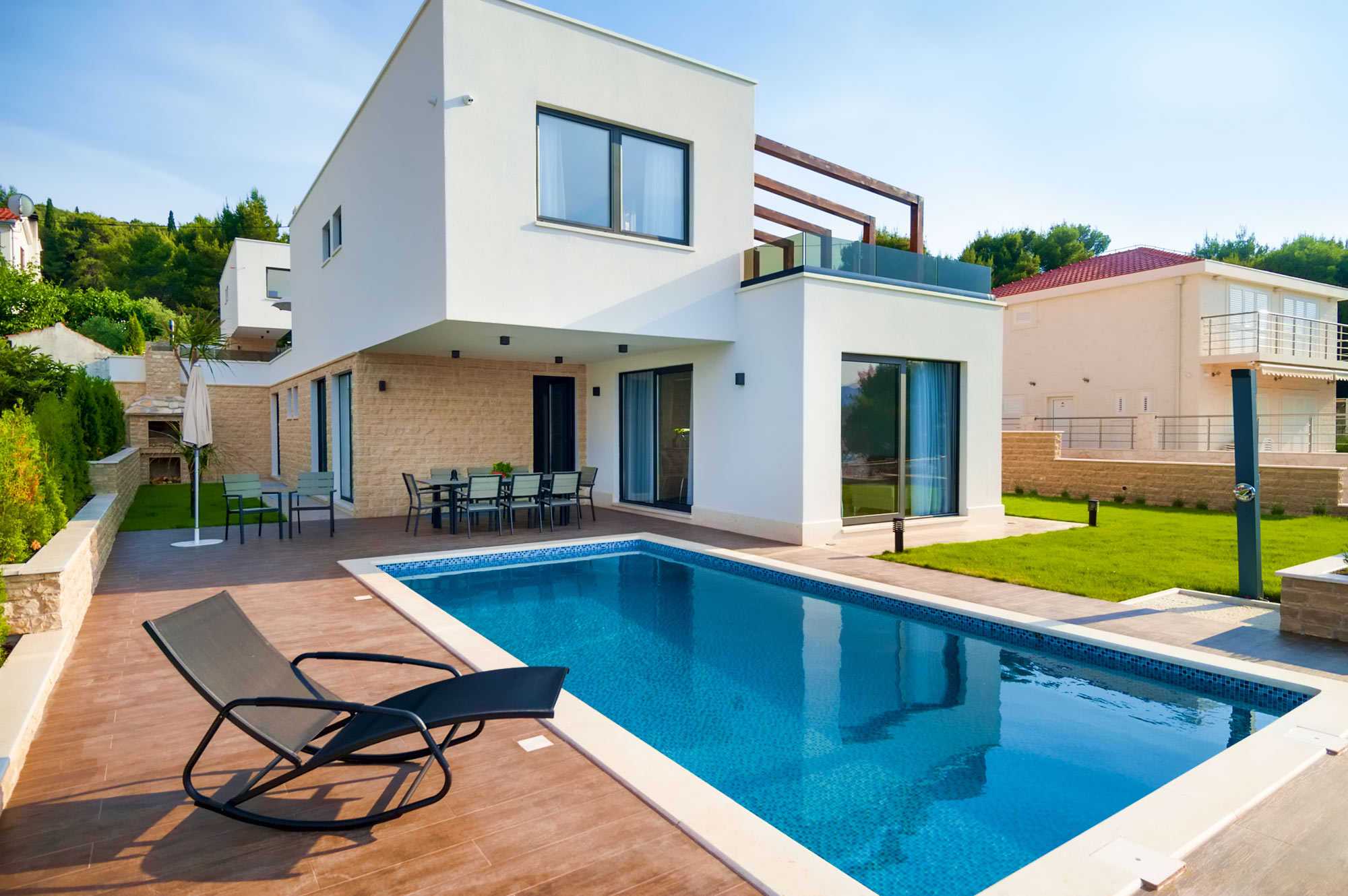 Villa for 11 persons Croatia